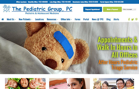 The Pediatric Group, PC (Chantilly, VA)